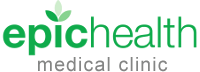 Epichealth Medical Clinic – Your partner is health and wellbeing Logo